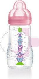 Mam Baby butelka Baby Bottle 270 ml (sm 2+) RÓŻOWA - MAM butelka Baby Bottle
