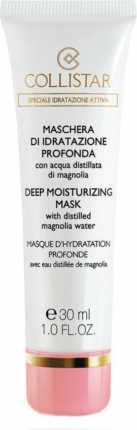 Collistar Deep Moisturizing Mask - Maseczka głęboko nawilżająca 30ml