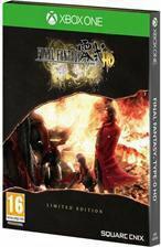Final Fantasy Type-0 HD Edycja limitowana Xbox One