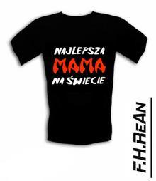 ŚmieSzne Koszulki Najlepsza Mama Na Świecie