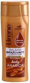 Dr Irena Eris Body Arabica balsam samoopalający do ciała Cafe Mocha Dark Complexion 250 ml
