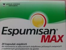 Berlin Chemie Espumisan Max 20 szt.