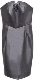 Simple Sukienka OST18222.T1414.00023 srebrny