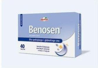 Walmark Benosen 40 szt.