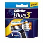 Gillette BLUE3 WKŁADY 3 SZT) 037186