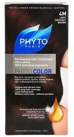 Phyto Color 4M Light Chestnut Brown 4 szt