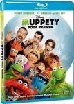 Disney Muppety Poza prawem [Blu-ray]