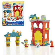 Hasbro Play-Doh Remiza Strażacka WEHASL0UC036275