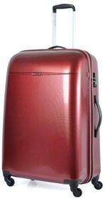 Puccini Duża walizka bordowa PC005 A