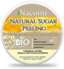 Nacomi Peeling Cukrowy Pomarańczowy 200ml