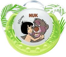 NUK silikonowy smoczek Smoczek uspokajający Księga Dżungli rozm. 2 - Mowgli