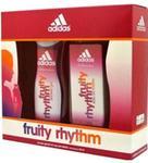 Opinie o Adidas Fruity Rhythm 30ml woda toaletowa + żel pod prysznic 250ml ZESTAW 18251-uniw