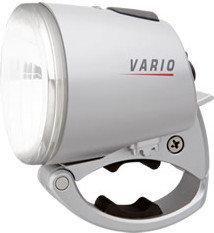 Sigma Sport VARIO - przednia halogenowa lampka rowerowa