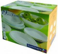 Luminarc Serwis obiadowy Feston 19 cz. 03985