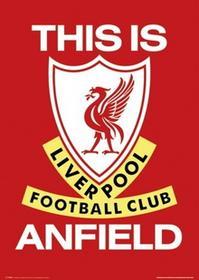 Liverpool - Plakat