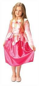 DISNEY - PRINCESS Disney Aurora Śpiąca Królewna Kostium karnawałowy dla dziewczy