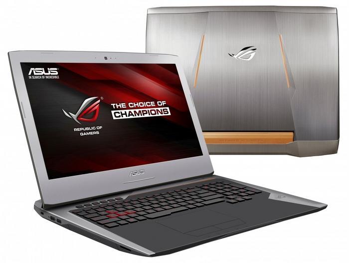 "Asus G752VY-GC110T 17,3"", Core i7 2,6GHz, 8GB RAM, 1000GB HDD (G752VY-GC110T)"