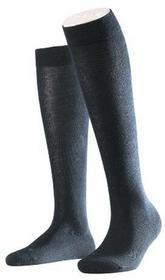 Falke Podkolanówki dla kobiet, kolor: niebieski (dark marine), rozmiar: 35/38