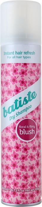 Batiste Dry Shampoo Suchy szampon do włosów Blush 200ml