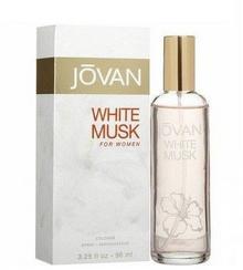 Jovan Musk White woda kolońska 100ml