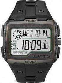 Timex unisex zegarek bransoletka Grid Shock Analog tw4b02500