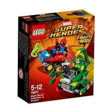 LEGO Marvel Super Heroes Spider-Man kontra Skorpion 76071