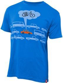 Kellys Koszulka T-shirt TRAFFIC blue
