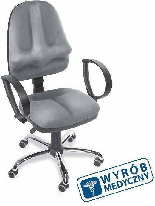 Kulik System Zdrowo Wyprofilowane Rehabilitacyjne Krzesło Do
