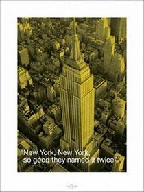 New York (City.Quote) - reprodukcja
