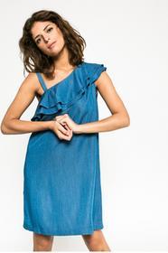 Medicine Sukienka Nocturne RW17.SUD373 jasny niebieski
