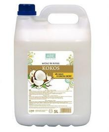 Inco Mydło w płynie Abe kokos 5 l