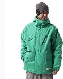 Nugget kurtka - Stalker A Green (13) rozmiar: XL