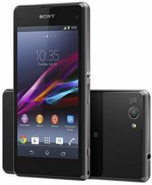 Sony Xperia Z1 Compact Czarny