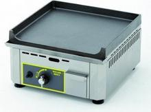 Stalgast Żeliwna płyta grilla gazowego - - PSF 400 G