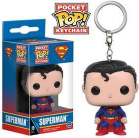 Funko Superman breloczek - pocket POP