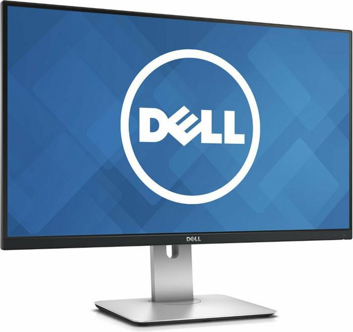 """Dell U2715H 27"""" czarny"""