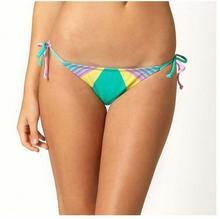 Fox bikini - Savant Side Tie Teal (176) rozmiar: S