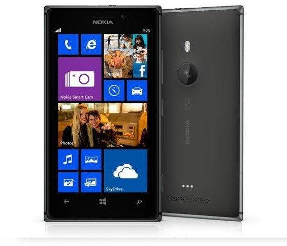 Nokia Lumia 925 16GB Czarny