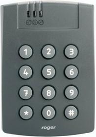 Roger PRT64LT-G Czytnik kart zbliżeniowych zewnętrzny klawiatura