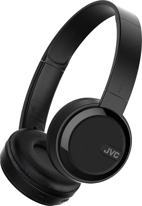 JVC HA-S40BT-BE Czarne