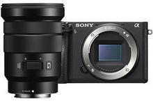 Sony A6300 + 18-105 mm czarny