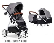 Easy Go Optimo 2w1 Grey Fox