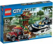 LEGO City Wielkie Zatrzymanie 60071