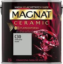 Magnat CERAMIC 2.5L - ceramiczna farba do wnętrz - C30 Srebrzysty granit