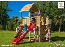 Fungoo Plac zabaw dla dzieci CAROL3 w atrakcyjnej cenie 03005