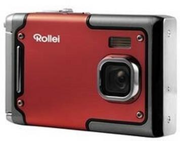 RolleiSportsline 85 czerwony