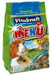Opinie o Vitakraft Menu Vital Dla świnki morskiej morska 0,4 kg [10646] 4108