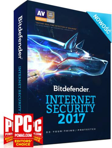 BitDefender Internet Security 2017 wznowienie