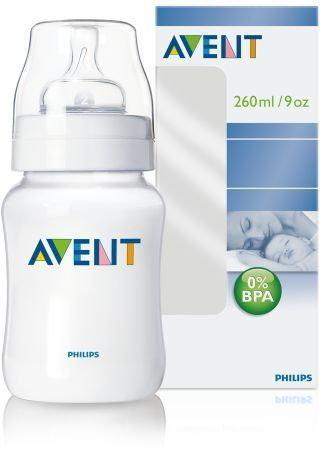 Philips Avent AVENT Butelka Niebieska 260 ml 1 sztuka