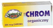 Naturell Chrom organiczny 100 szt.
